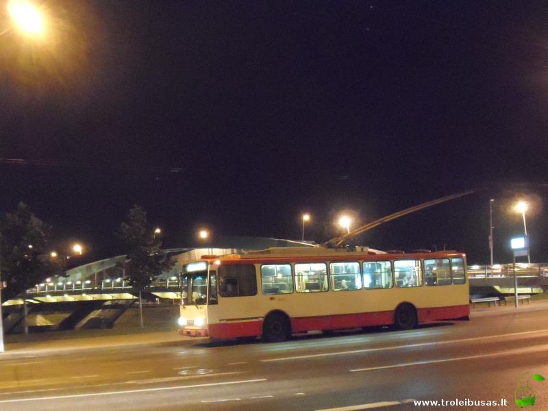 Škoda 14Tr (1661), 2013-09-10, Karaliaus Mindaugo tiltas
