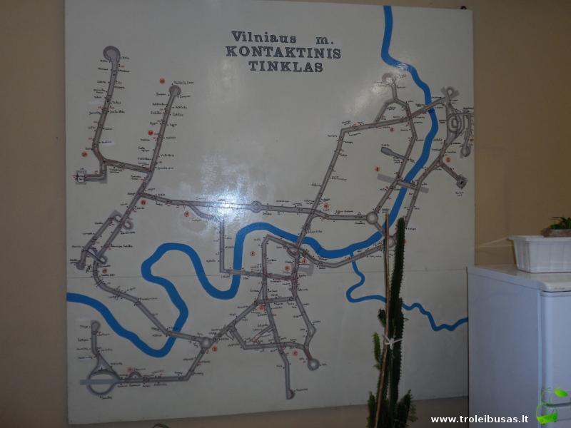 Vilniaus m. kontaktinis tinklas