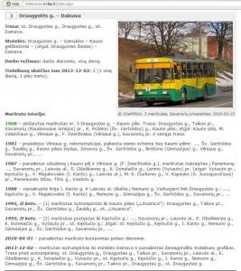 Kaunas - 3 troleibusas - NVTKA blogas