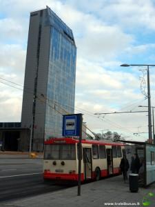 Savivaldybė, Škoda14Tr troleibusas