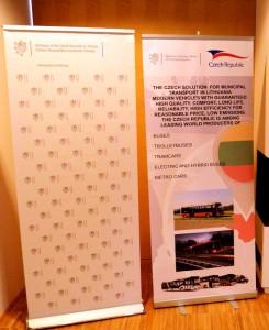 Čekijos ambasada (plakatas 1) Nuotraukos autorius: V.Striška