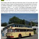 Zalcburgas: pasivažinėjimas istoriniu troleibusu
