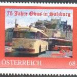 Zalcburgas pašto ženklas