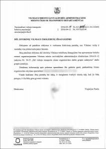 2016-06-04 Troleibusų išsaugojimas (VMS)